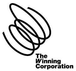 株式会社ウィニングコーポレーションロゴマーク
